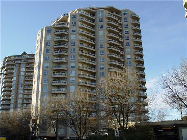 Main Photo: # 1605 1185 QUAYSIDE DR in New Westminster: Quay Condo for sale : MLS®# V1026078
