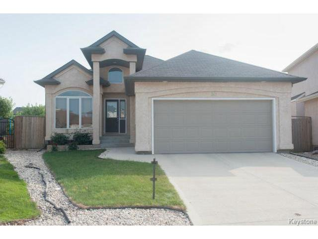 Main Photo: 30 Hindle Gate in WINNIPEG: St Vital Residential for sale (South East Winnipeg)  : MLS®# 1419007