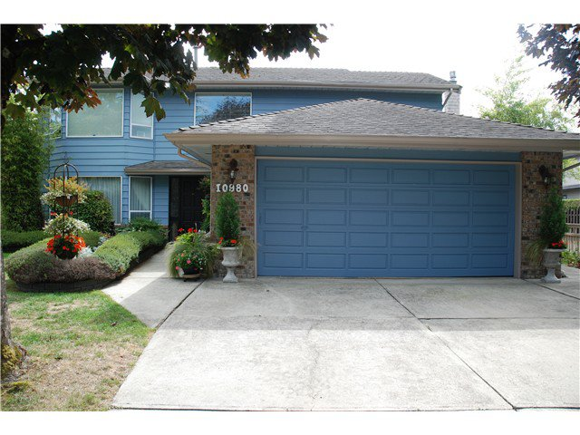 Main Photo: 10980 SEAMOUNT Road in Richmond: Ironwood House for sale : MLS®# V1083996