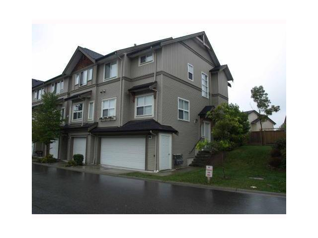 Main Photo: # 123 1055 RIVERWOOD GT in Port Coquitlam: Riverwood Condo for sale : MLS®# V1113530