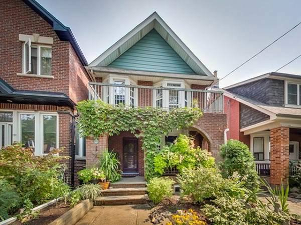 Main Photo: Detached in Danforth Village