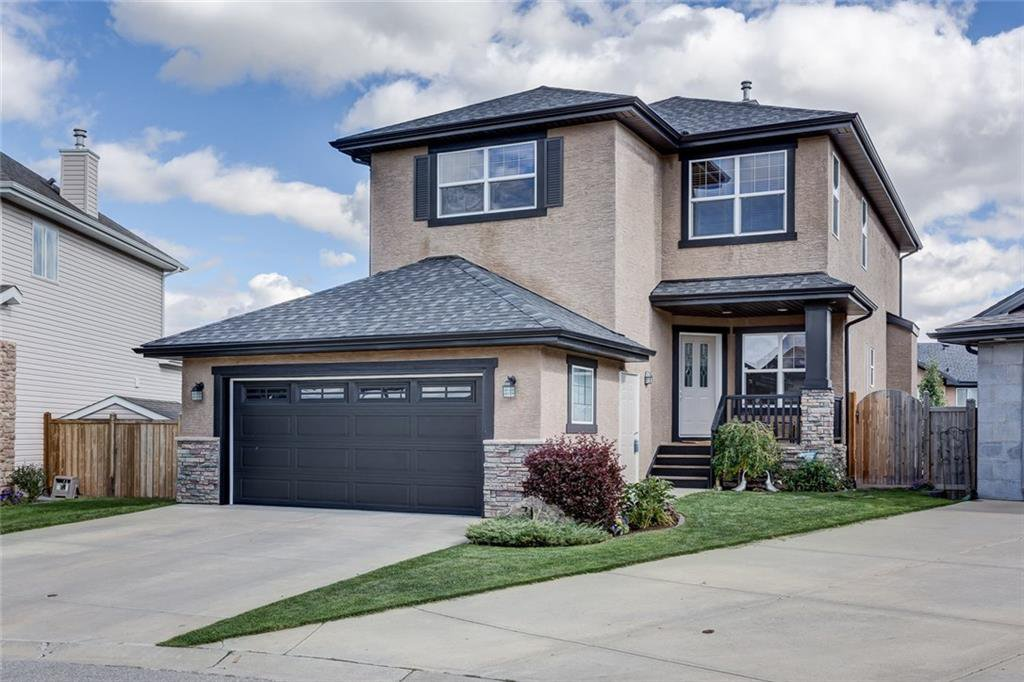 Main Photo: 31 Wentworth Green SW in : West Springs House for sale (Calgary)  : MLS®# C4082028