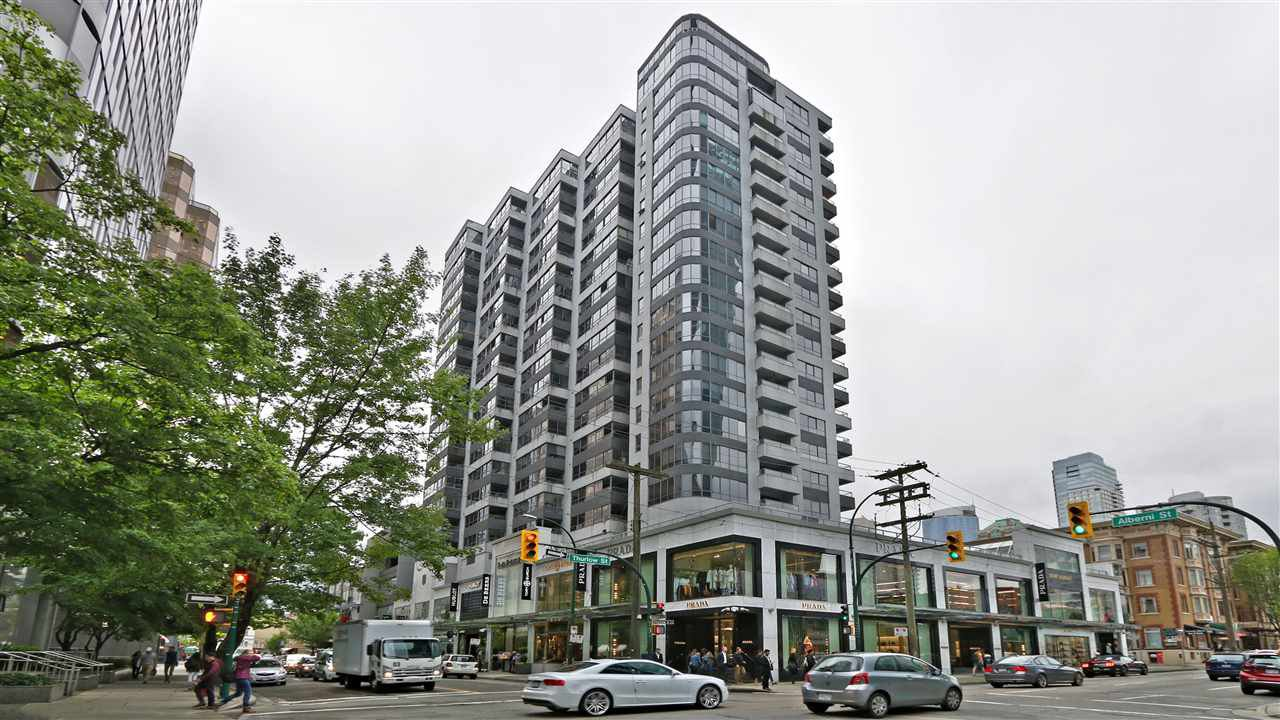 Main Photo: 509 1060 ALBERNI STREET in Vancouver: West End VW Condo for sale (Vancouver West)  : MLS®# R2374702