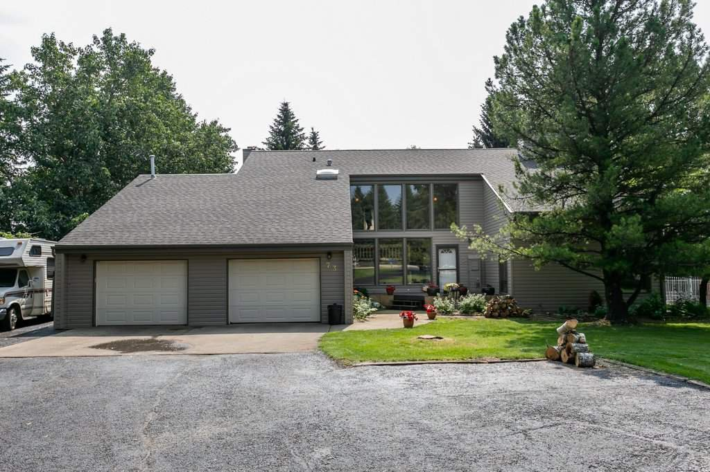 Main Photo: 73 Estate Way: Rural Sturgeon County House for sale : MLS®# E4173145