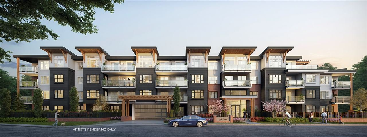 """Main Photo: 305 22136 49 Avenue in Langley: Murrayville Condo for sale in """"CENTRAL"""" : MLS®# R2436226"""