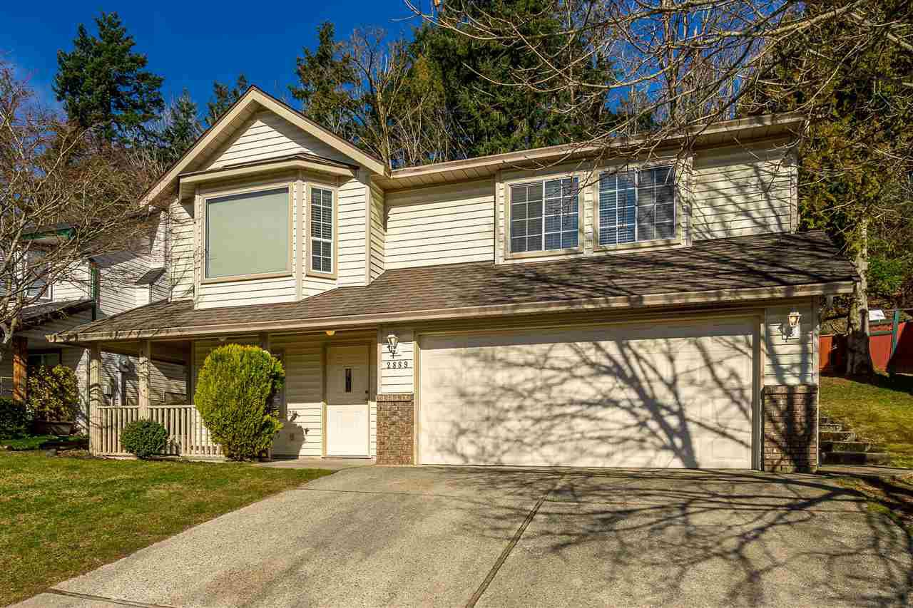 Main Photo: 2889 CROSSLEY Drive in Abbotsford: Abbotsford West House for sale : MLS®# R2436257