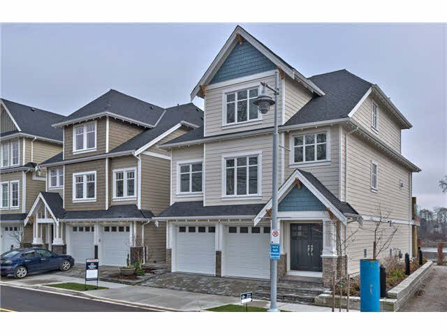 Main Photo: 1 23740 DYKE ROAD in : Hamilton RI House for sale : MLS®# V1101149