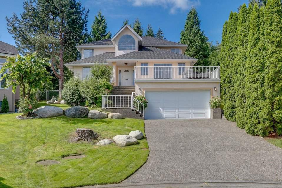 Main Photo: 1052 LANGARA Court in Coquitlam: Ranch Park House for sale : MLS®# R2475679