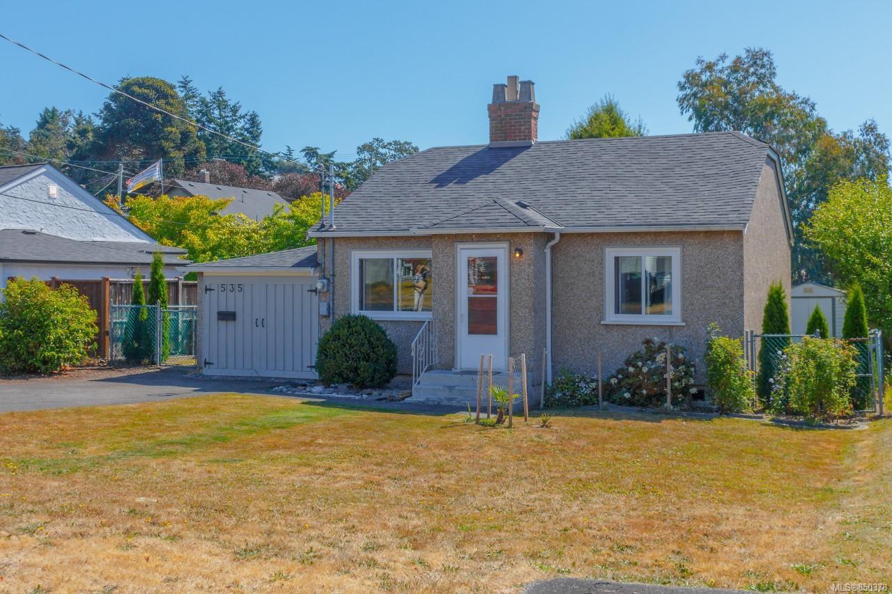Main Photo: 535 Joffre St in : Es Esquimalt House for sale (Esquimalt)  : MLS®# 850378