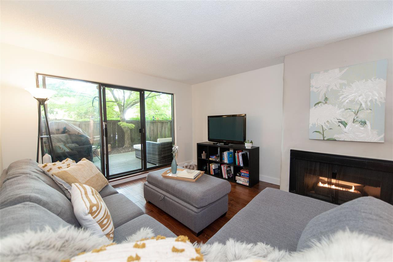 """Main Photo: 105 1420 E 7TH Avenue in Vancouver: Grandview Woodland Condo for sale in """"LANDMARK COURT"""" (Vancouver East)  : MLS®# R2488445"""