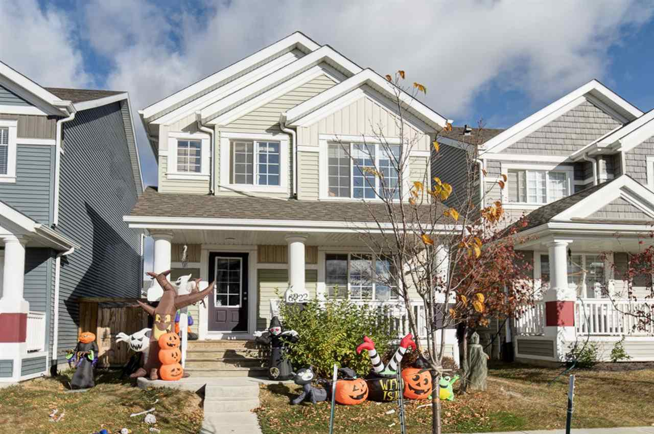 Main Photo: 6922 23 Avenue in Edmonton: Zone 53 House for sale : MLS®# E4218190