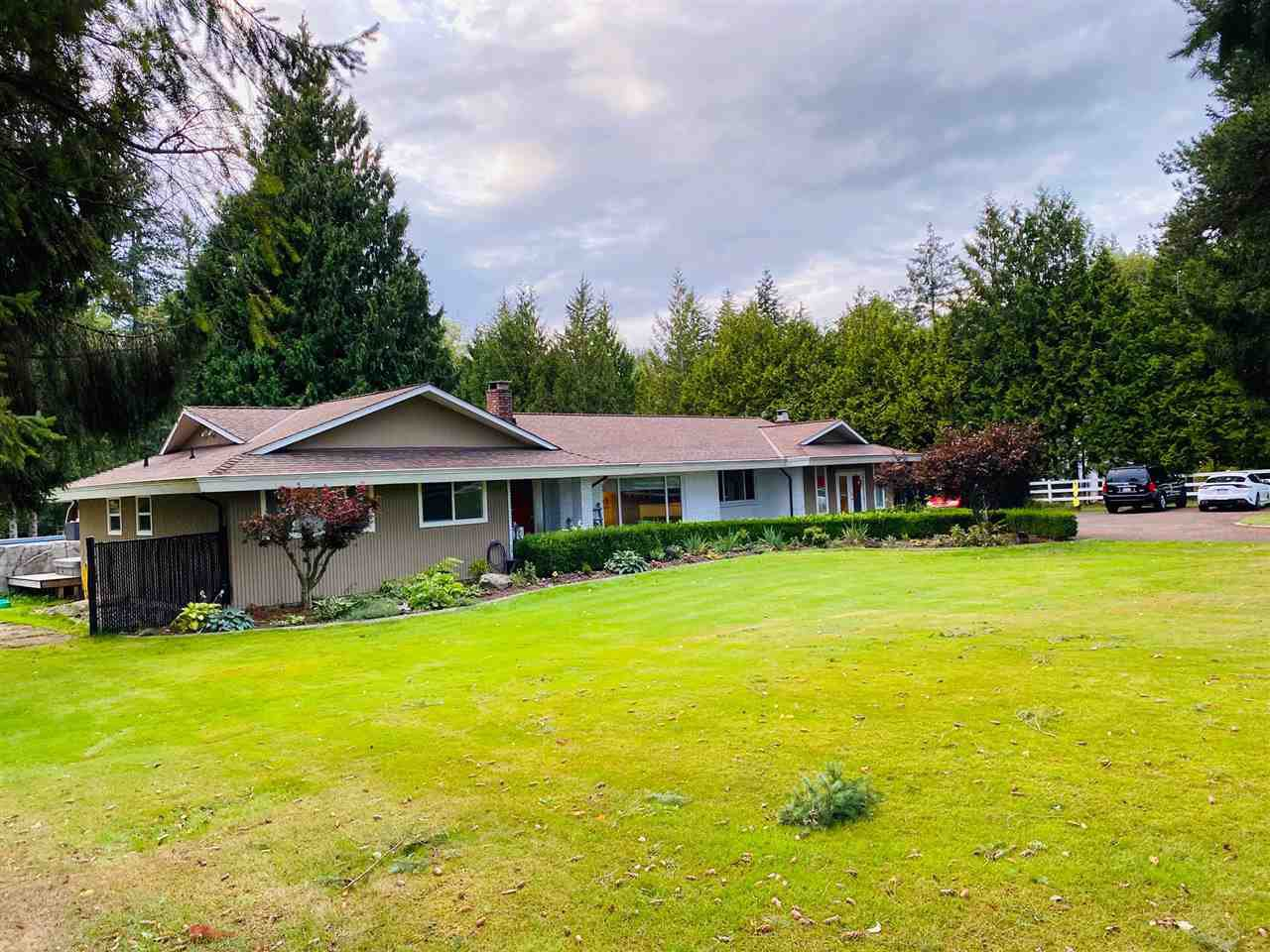 """Main Photo: 2221 216 Street in Langley: Campbell Valley House for sale in """"Campbell Valley"""" : MLS®# R2515990"""