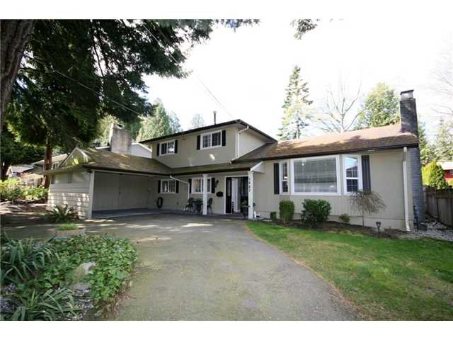 """Main Photo: 1447 55TH Street in Tsawwassen: Cliff Drive House for sale in """"CLIFF DRIVE"""" : MLS®# V942365"""