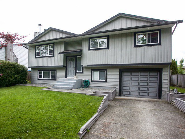 Main Photo: 3470 268TH ST in Langley: Aldergrove Langley House for sale : MLS®# F1312423