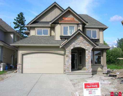 Main Photo: 7178 197B ST in Langley: Willoughby Heights House for sale : MLS®# F2614248
