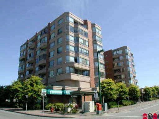 "Main Photo: 804 15111 RUSSELL Avenue: White Rock Condo for sale in ""Pacific Terrace"" (South Surrey White Rock)  : MLS®# F1416421"