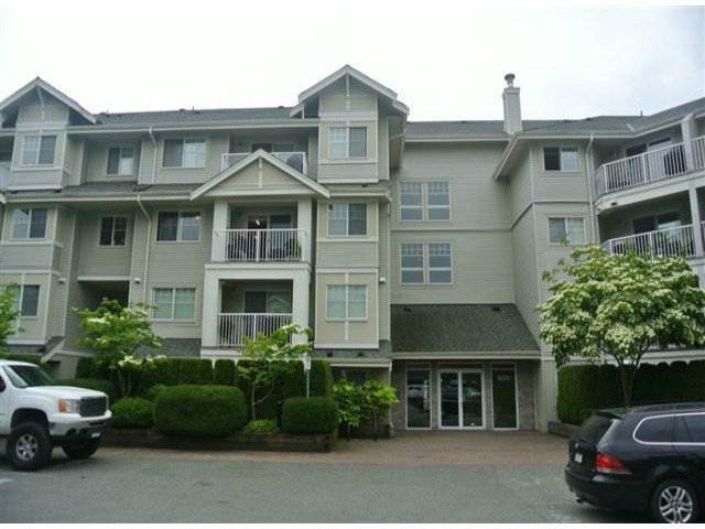 Main Photo: # 206 19320 65TH AV in Surrey: Clayton Condo for sale (Cloverdale)  : MLS®# F1418368