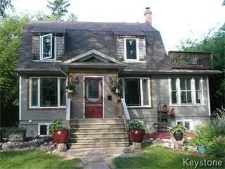 Main Photo: 150 Woodhaven Boulevard in Winnipeg: Westwood / Crestview Single Family Detached for sale (West Winnipeg)  : MLS®# 1113556