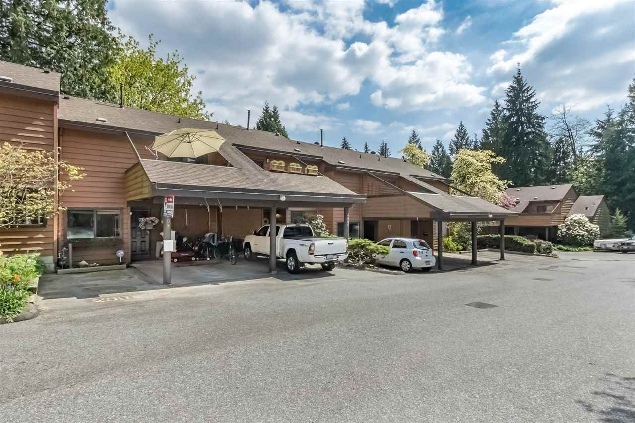 Main Photo: 208 CARDIFF WAY in Port Moody: College Park PM Townhouse for sale : MLS®# R2264319
