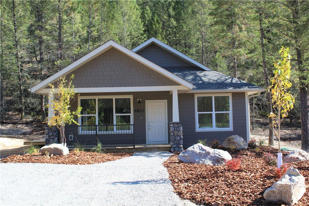Main Photo: 4810 MOUNTAIN VIEW Drive in Fairmont Hot Springs: House for sale : MLS®# 2432397
