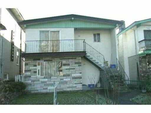 Main Photo: 546-548 E 10TH AVENUE in Vancouver: Mount Pleasant VE Duplex for sale (Vancouver East)  : MLS®# V1061630