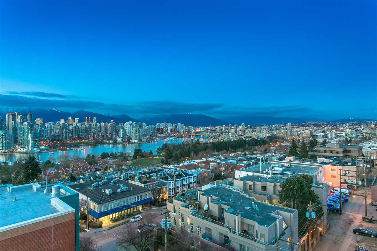 "Main Photo: 803 2483 SPRUCE Street in Vancouver: Fairview VW Condo for sale in ""Skyline"" (Vancouver West)  : MLS®# R2398582"