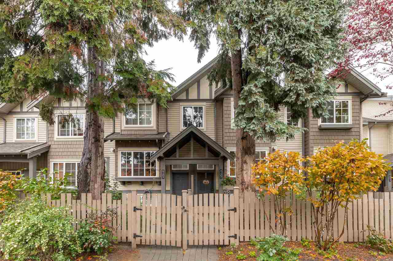 """Main Photo: 9207 CAMERON Street in Burnaby: Sullivan Heights Townhouse for sale in """"STONEBROOK"""" (Burnaby North)  : MLS®# R2414301"""
