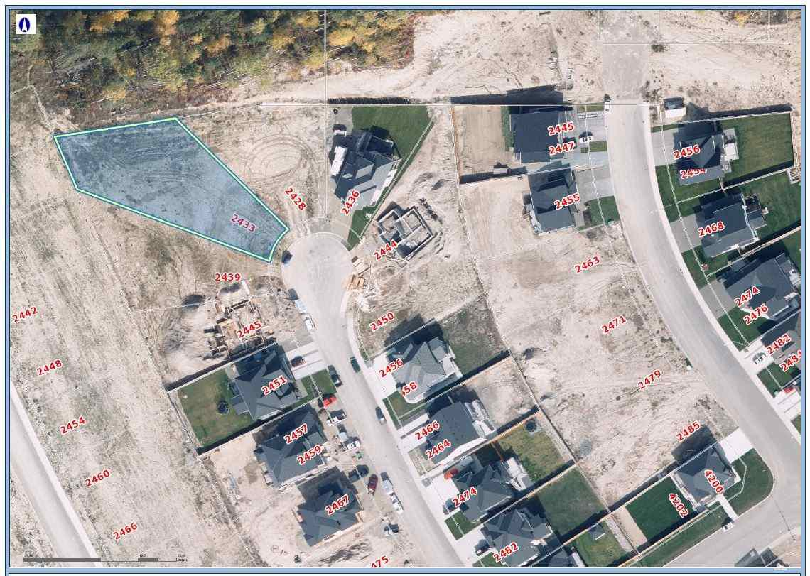 Main Photo: 2433 GRAFTON Place in Prince George: Charella/Starlane Land for sale (PG City South (Zone 74))  : MLS®# R2425715