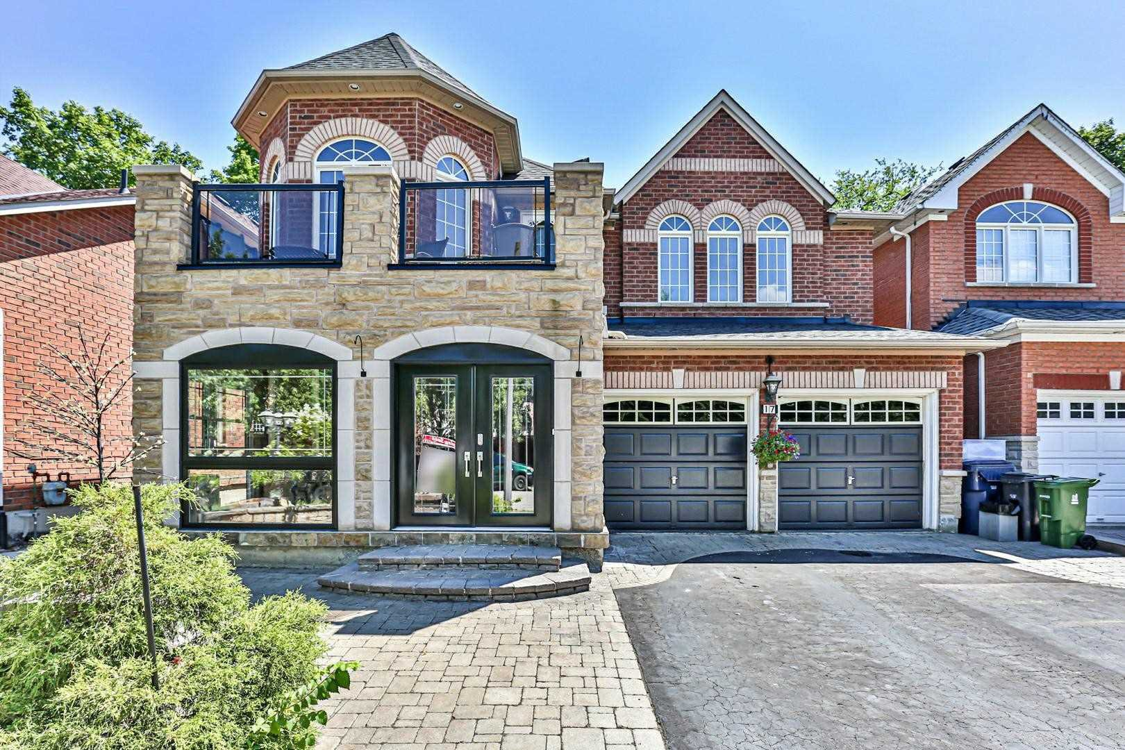 Main Photo: 17 Steppingstone Trail in Toronto: Rouge E11 House (2-Storey) for sale (Toronto E11)  : MLS®# E4871169