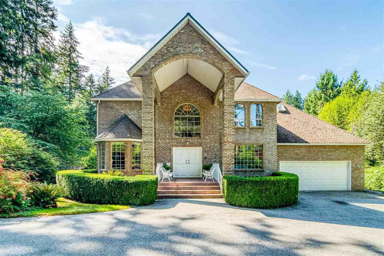 "Main Photo: 2683 134 Street in Surrey: Elgin Chantrell House for sale in ""ELGIN CHANTRELL"" (South Surrey White Rock)  : MLS®# R2523756"