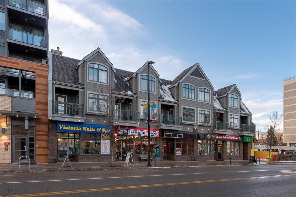 Main Photo: 305 10 Street NW in Calgary: Hillhurst Multi Family for sale : MLS®# A1051229