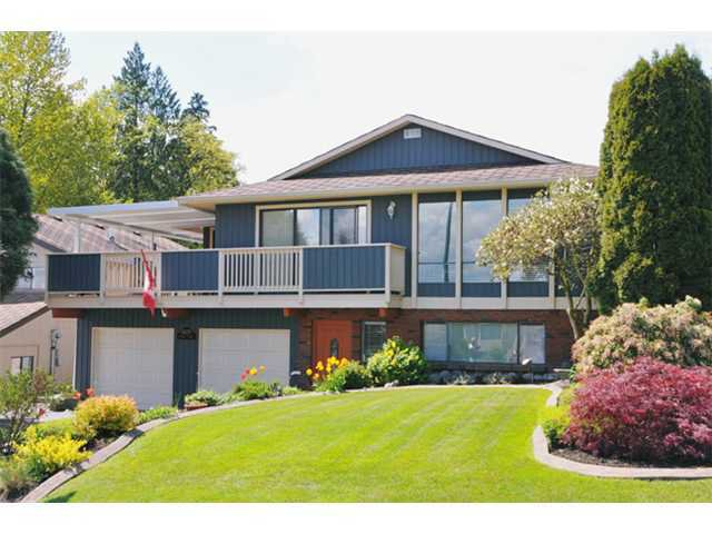 Main Photo: 4029 AYLING Street in Port Coquitlam: Oxford Heights House for sale : MLS®# V947794