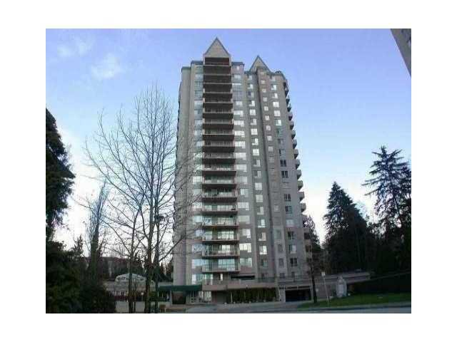 "Main Photo: 1003 545 AUSTIN Avenue in Coquitlam: Coquitlam West Condo for sale in ""BROOKMERE TOWERS"" : MLS®# V958392"