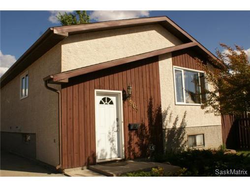 Main Photo: 965 DUTKOWSKI Crescent in Regina: Parkridge Single Family Dwelling for sale (Regina Area 04)  : MLS®# 466122
