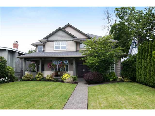 Main Photo: 658 E 6TH Street in North Vancouver: Queensbury House for sale : MLS®# V1077329