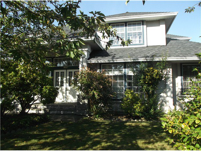 "Main Photo: 18187 CLAYTONWOOD Crescent in Surrey: Cloverdale BC House for sale in ""CLAYTON HILLS"" (Cloverdale)  : MLS®# F1421815"