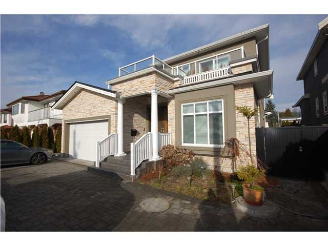 Main Photo: 7127 UNION ST in Burnaby: Sperling-Duthie House for sale (Burnaby North)  : MLS®# V1079040