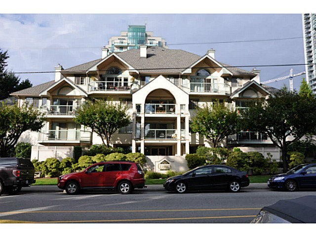 Main Photo: # 404 1148 WESTWOOD ST in Coquitlam: North Coquitlam Condo for sale : MLS®# V1099464