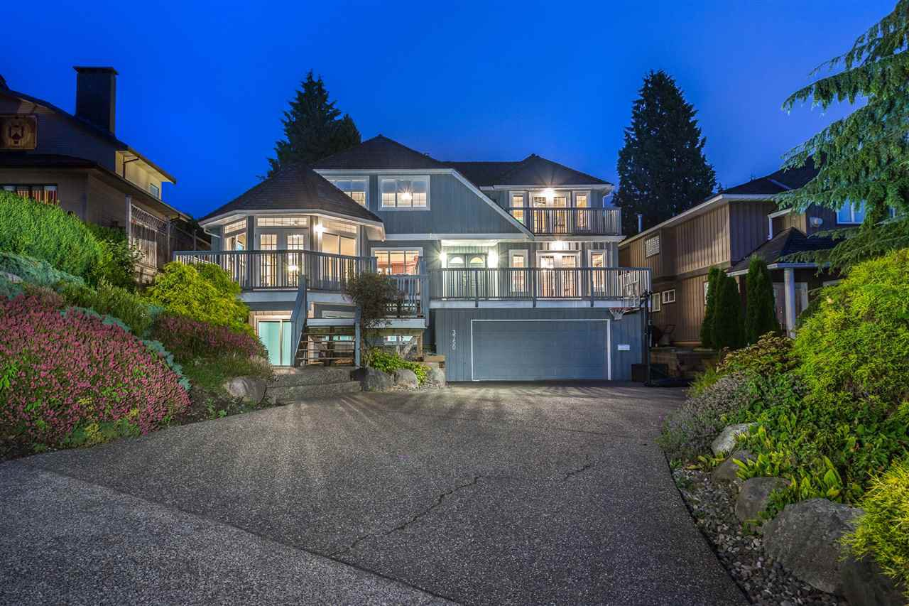 Main Photo: 3750 ST. PAULS AVENUE in North Vancouver: Upper Lonsdale House for sale : MLS®# R2092760