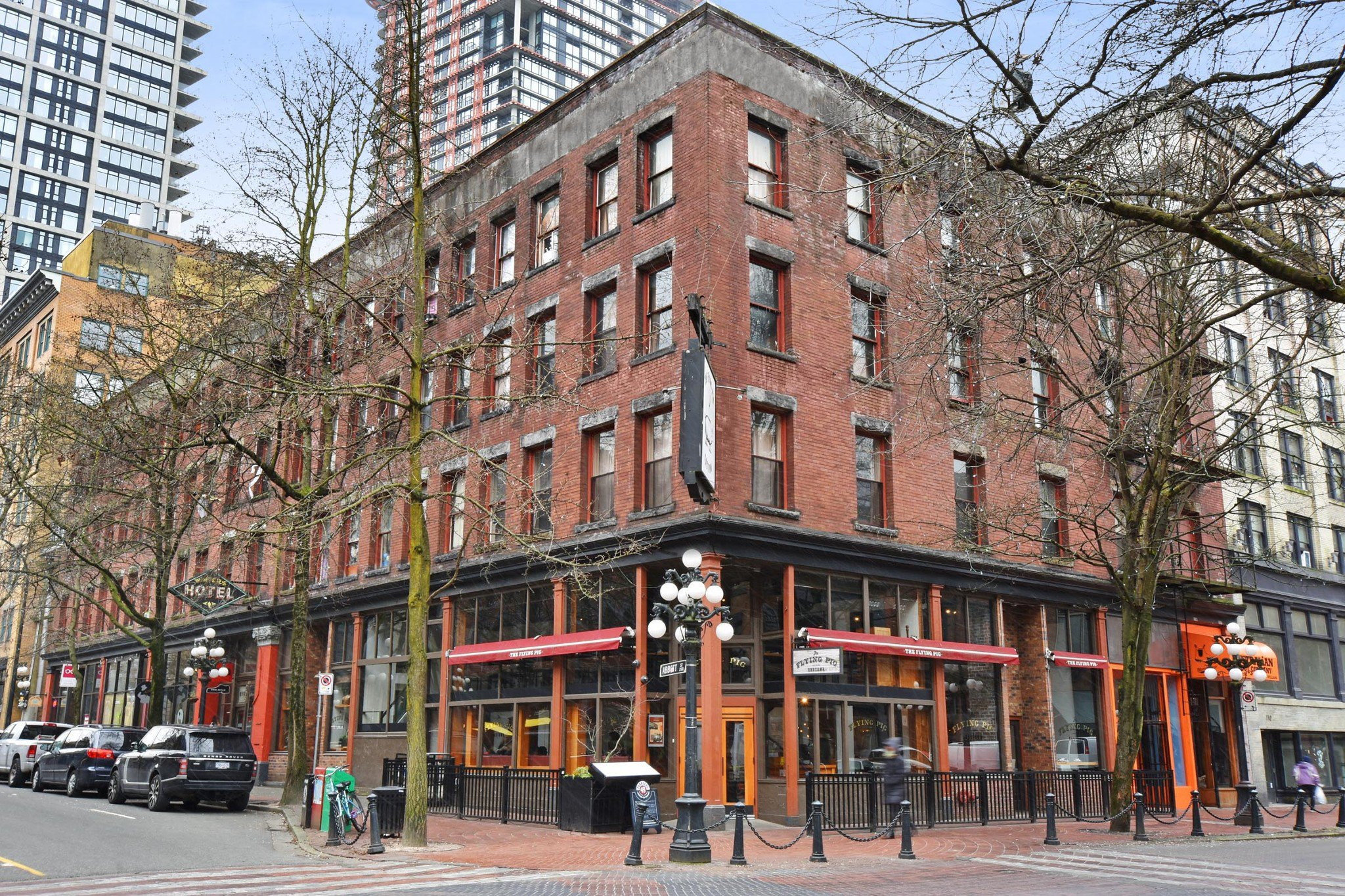 Main Photo:  in VANCOUVER: Downtown Multi-Family Commercial for sale (Vancouver West)