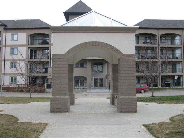 Main Photo: #402 13005 140 AV NW: Edmonton Condo for sale : MLS®# E4015768