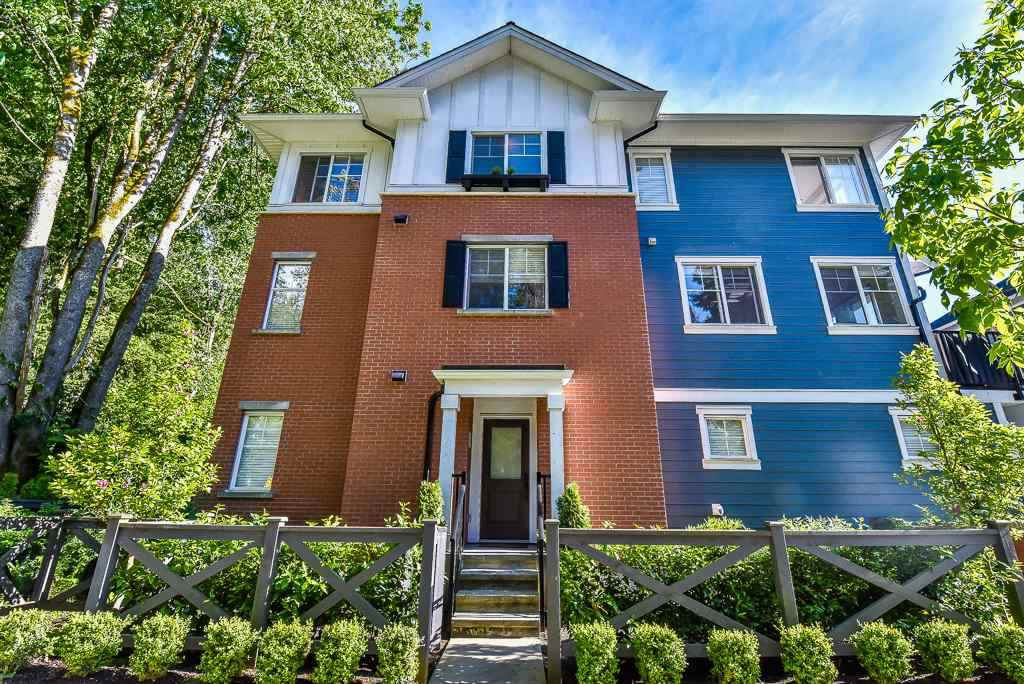 "Main Photo: 1 16458 23A Avenue in Surrey: Grandview Surrey Townhouse for sale in ""Essence At The Hamptons"" (South Surrey White Rock)  : MLS®# R2394314"