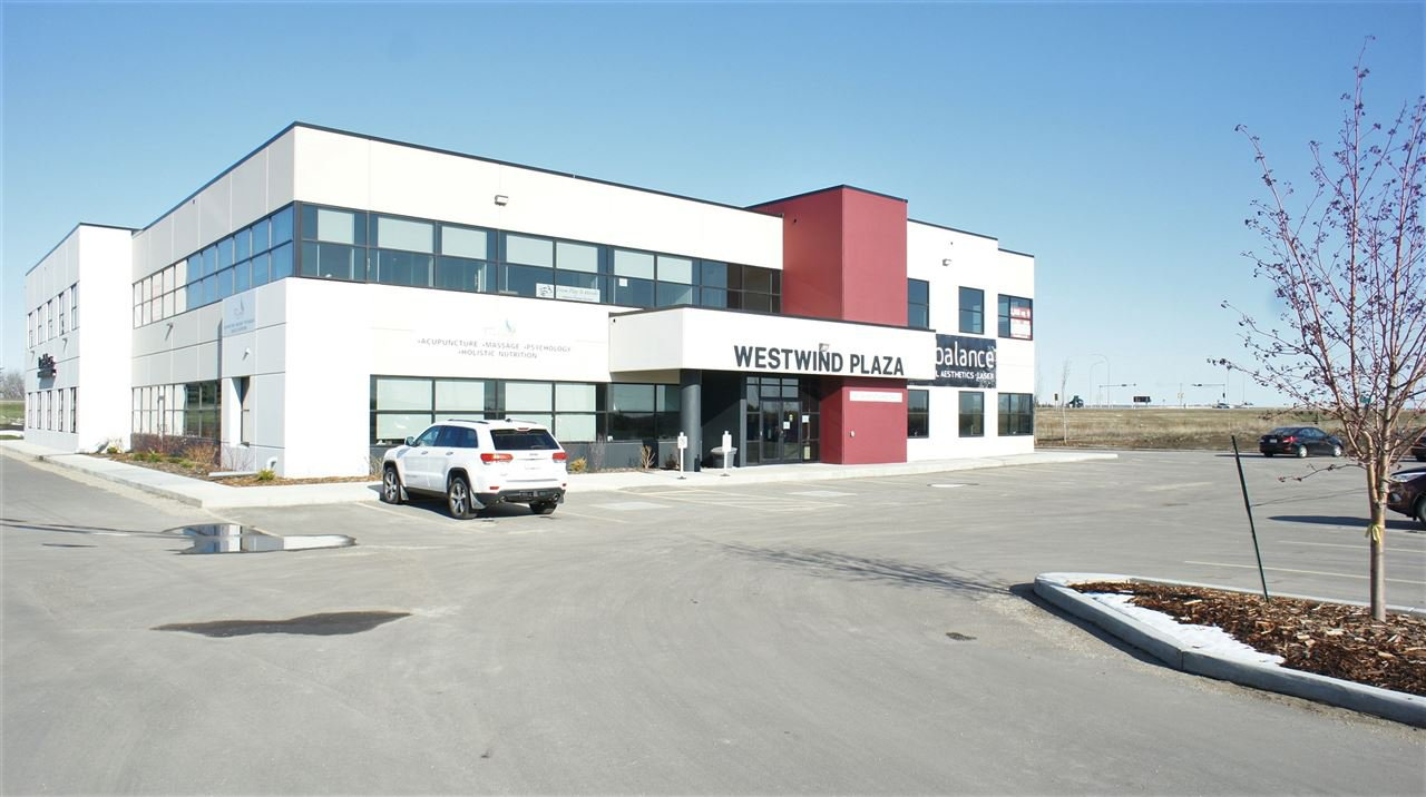Main Photo: 121 20 WESTWIND Drive: Spruce Grove Office for sale or lease : MLS®# E4168809