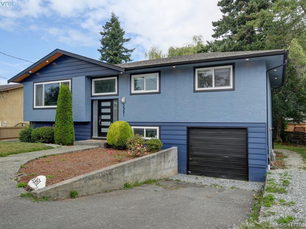 Main Photo: 3981 Cedar Hill Cross Road in VICTORIA: SE Cedar Hill Single Family Detached for sale (Saanich East)  : MLS®# 417788