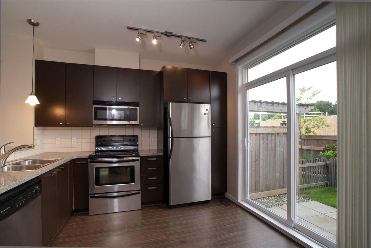 "Photo 1: Photos: 138 18777 68A Avenue in Surrey: Clayton Townhouse for sale in ""COMPASS"" (Cloverdale)  : MLS®# R2419589"
