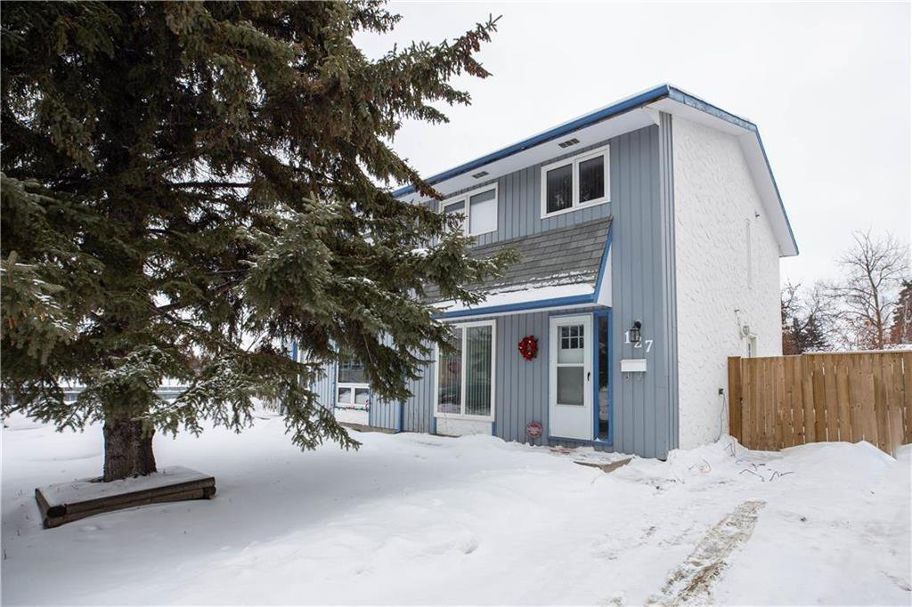Main Photo: 127 Weatherstone Place in Winnipeg: Southdale Residential for sale (2H)  : MLS®# 202003094