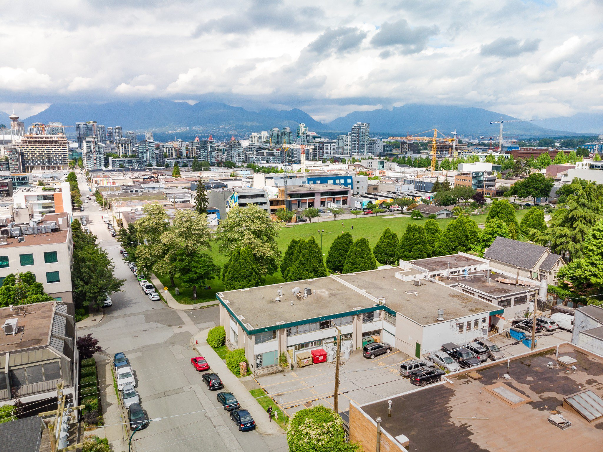 Main Photo: 2410 Columbia Street in Vancouver: Land Commercial for sale (Vancouver West)