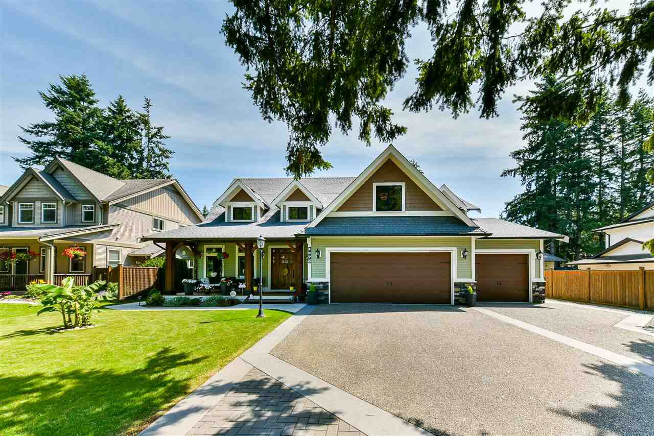 Main Photo: 4076 207 Street in Langley: Brookswood Langley House for sale : MLS®# R2476292