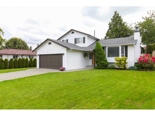 Main Photo: 12174 GLENHURST Street in Maple Ridge: East Central House for sale : MLS®# V1009036