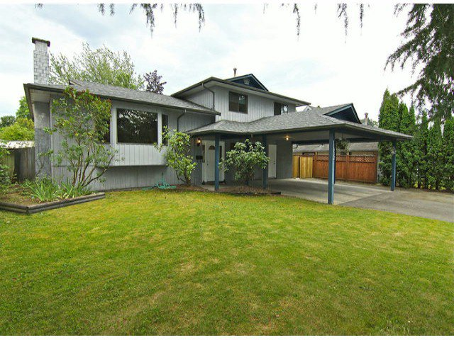 Photo 1: Photos: 11932 229TH ST in Maple Ridge: East Central House for sale : MLS®# V1018610